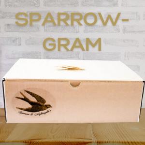 Sparrow-Gram Gift Box